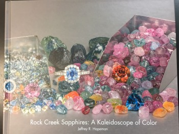 Image for Rock Creek Sapphires: A Kaleidoscope of Color