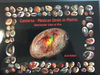 Image for Canteras - Mexican Opals in Matrix: Spectacular Cabs of Fire
