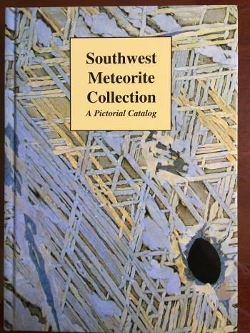 Southwest Meteorite Collection: A Pictorial Catalog