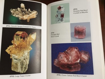 Image for A Field Guide to Topaz and Associated Minerals of the Thomas Range, Utah (Topaz Mountain)