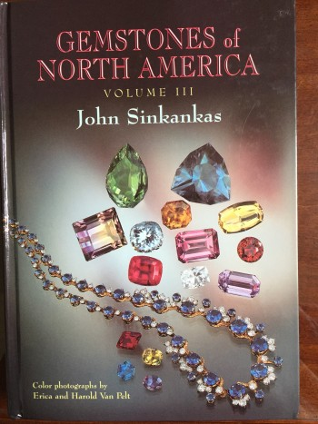 Image for Gemstones of North America: Volume III