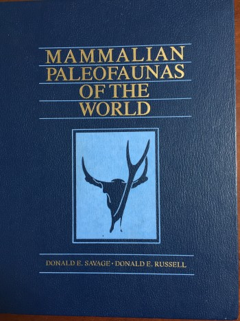 Mammalian Paleofaunas of the World