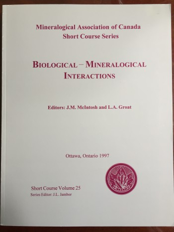 Biological-Mineralogical Interactions