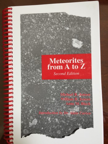 Image for Meteorites From A to Z, Second Edition