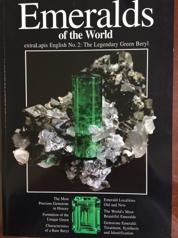 Image for Emeralds of the World: The Legendary Green Beryl