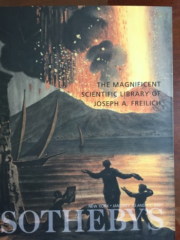 The Magnificent Scientific Library of Joseph A. Freilich