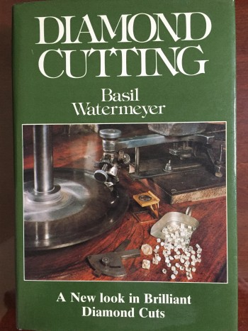 Image for Diamond Cutting: A Complete Guide to Diamond Processing (A New Look in Brilliant Diamond Cuts)