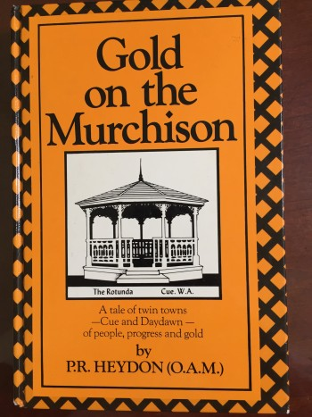 Image for Gold on the Murchison