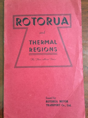Image for Rotorua and Thermal Regions: The Three Main Tours
