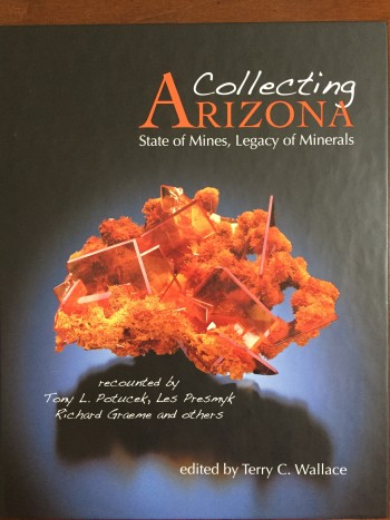 Image for Collecting Arizona:State of Mines, Legacy of Minerals