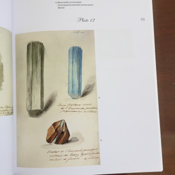 Image for Struve Collection, Album of Mineral Drawings: Treasures of Fersman Mineralogical Museum, RAS