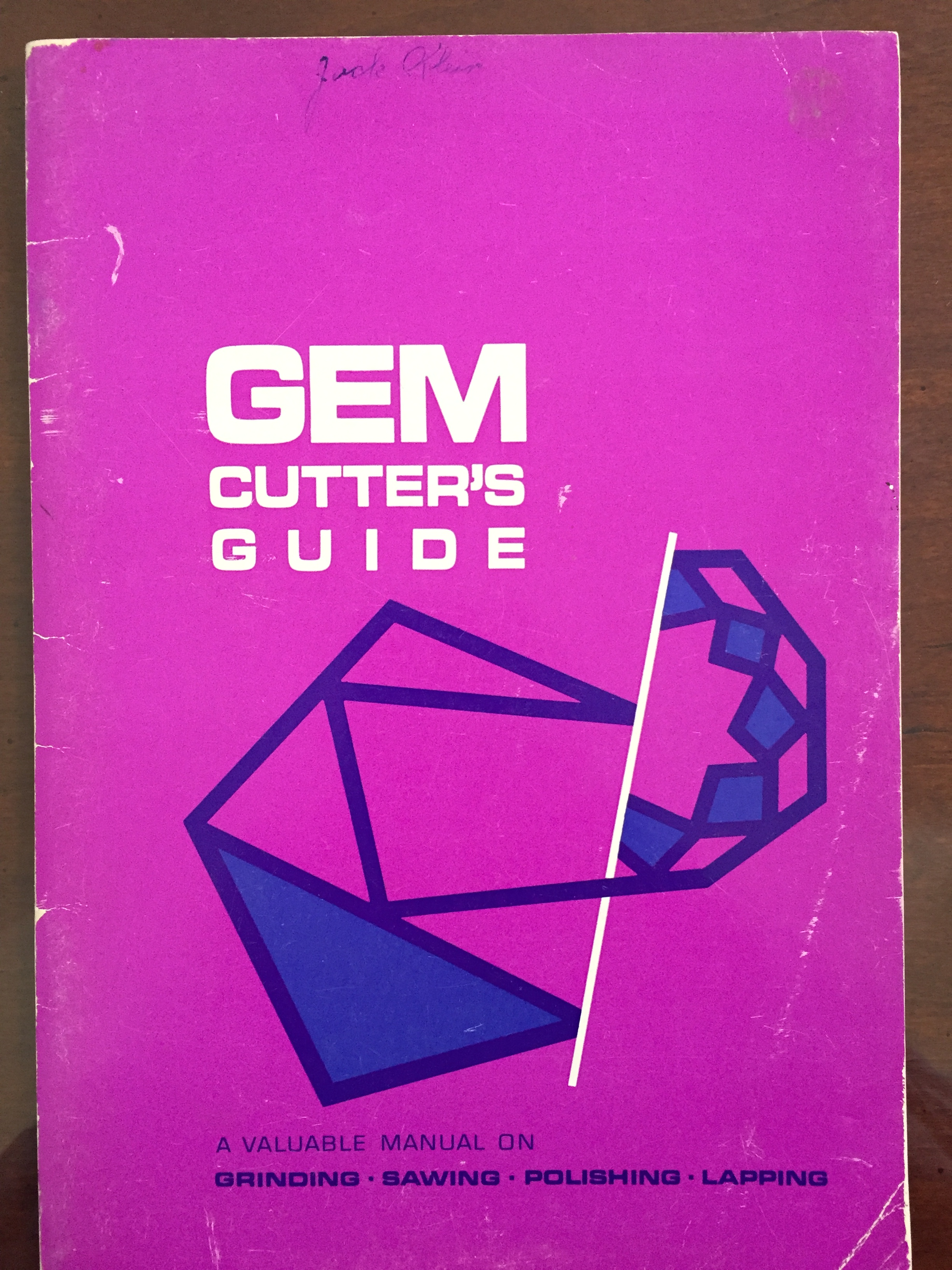 Image for Gem Cutter's Guide