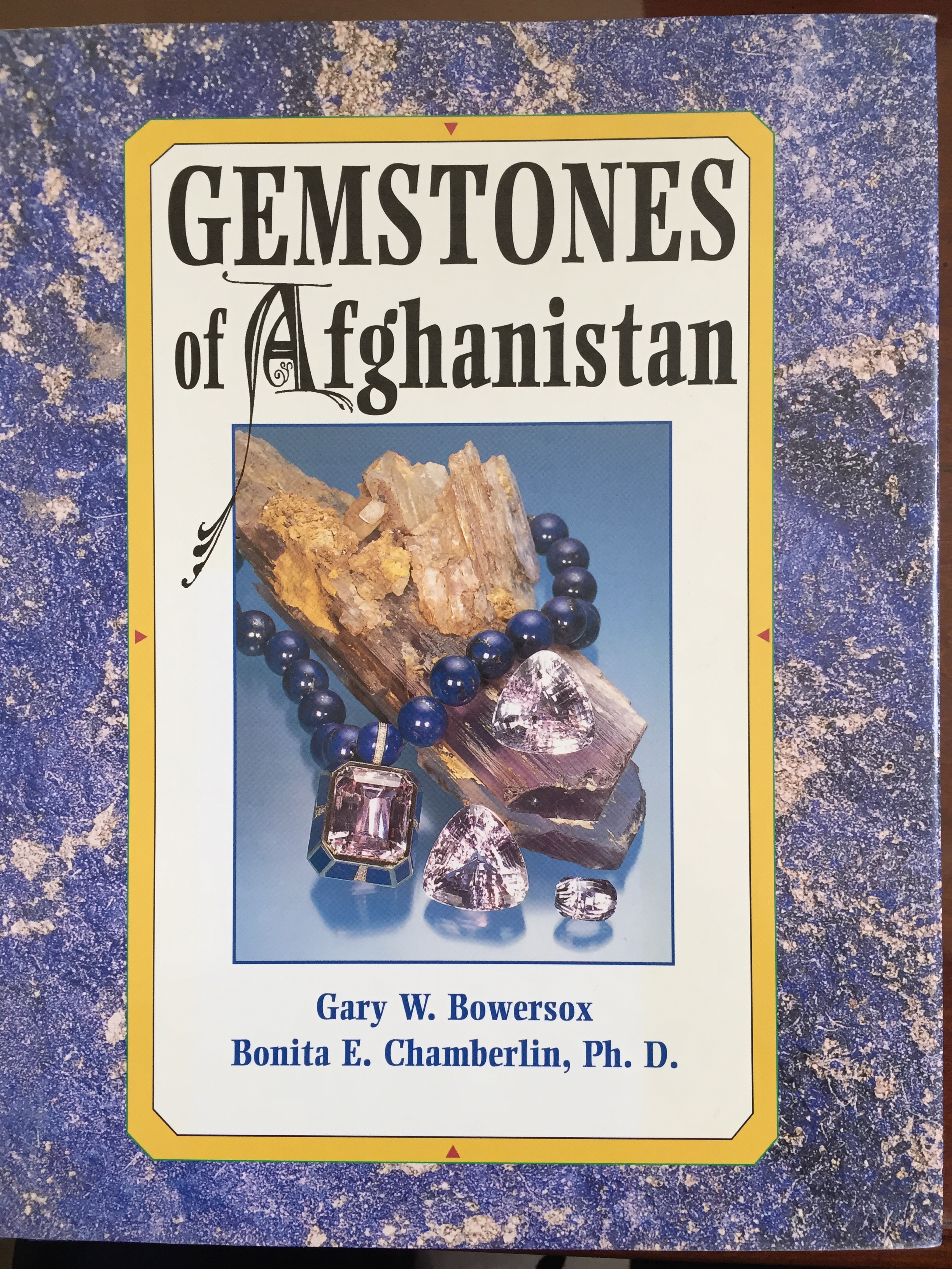 Image for Gemstones of Afghanistan