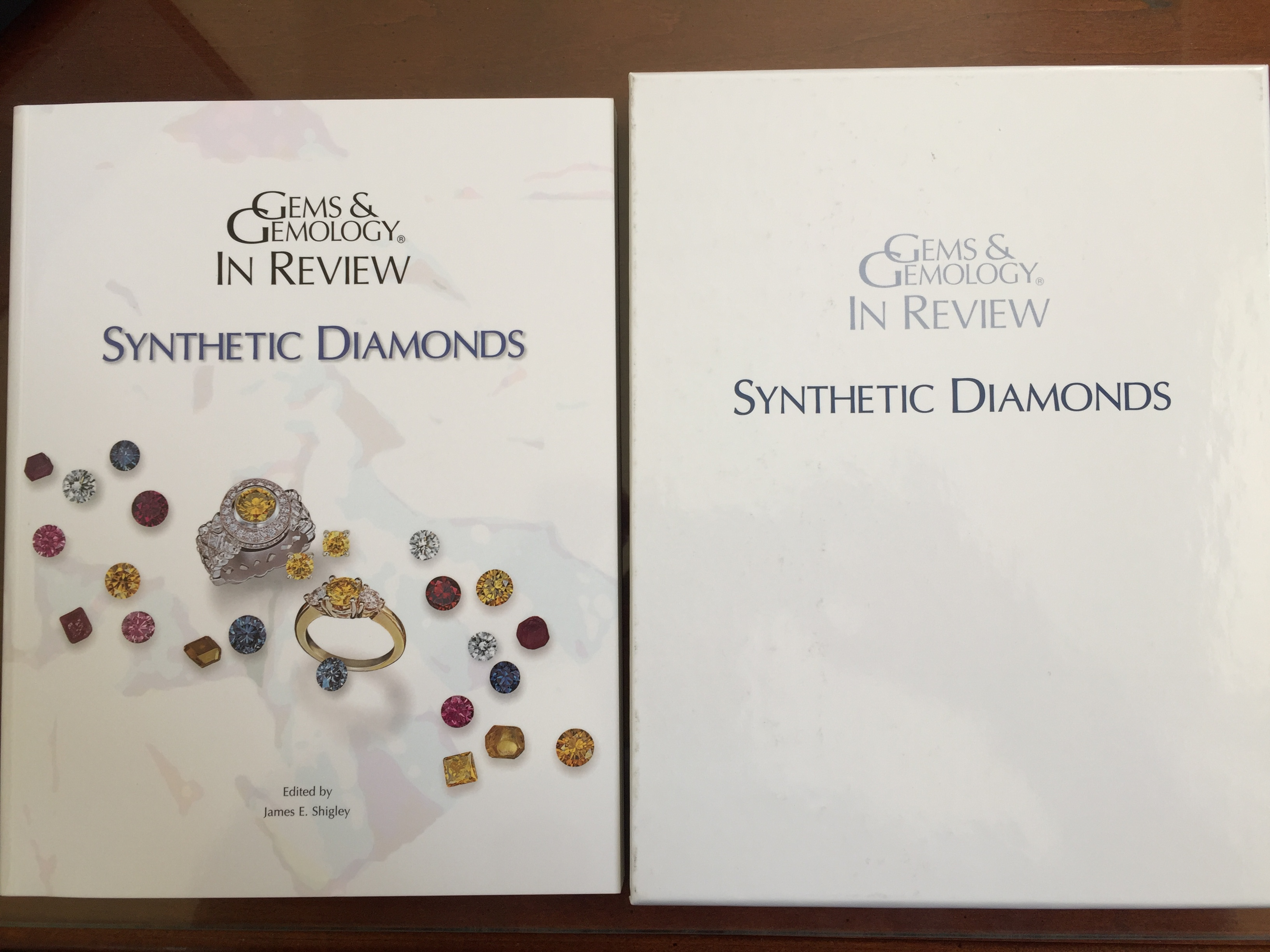 Image for Synthetic Diamonds