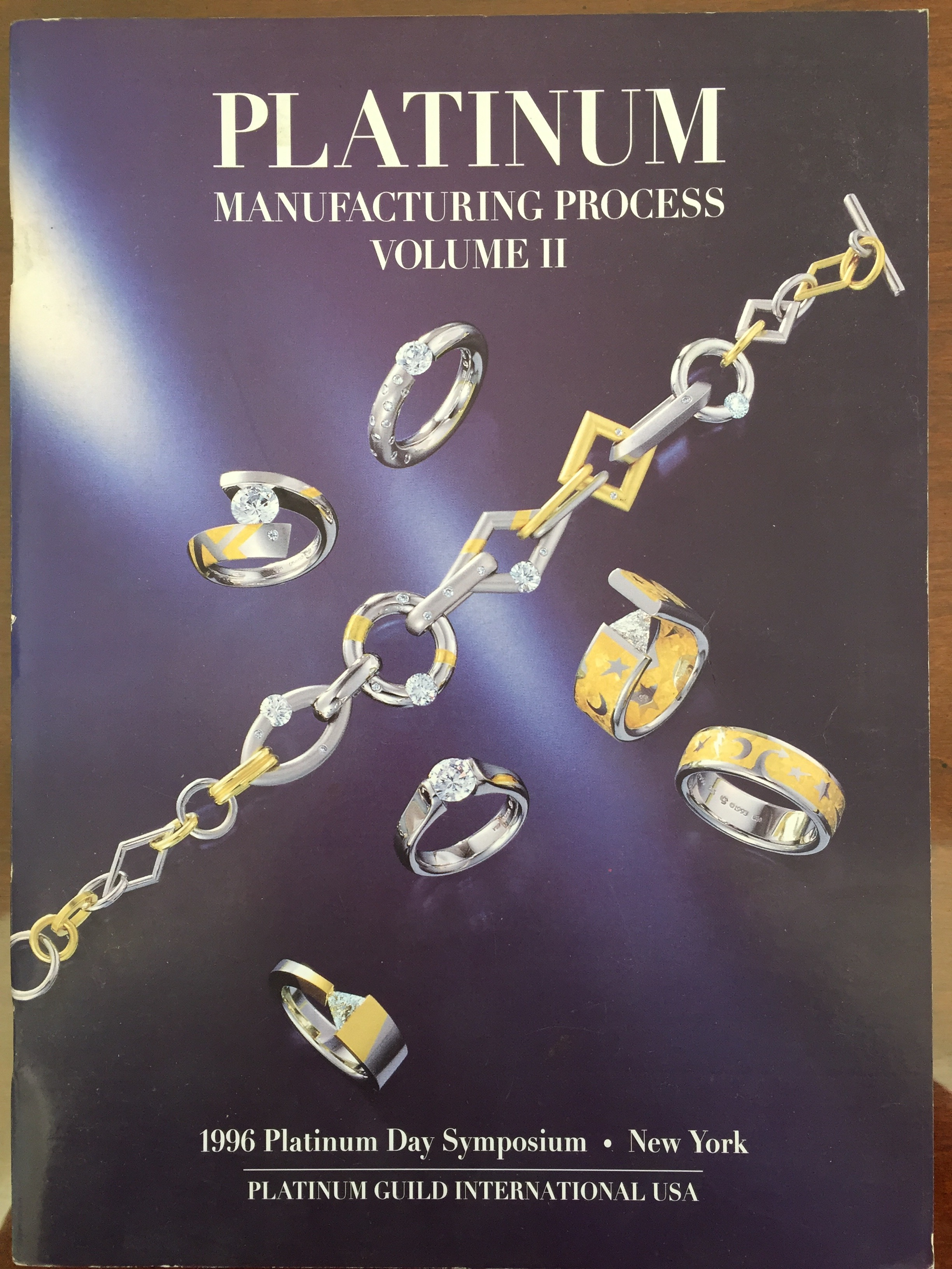 Image for Platinum Manufacturing Process Volume II