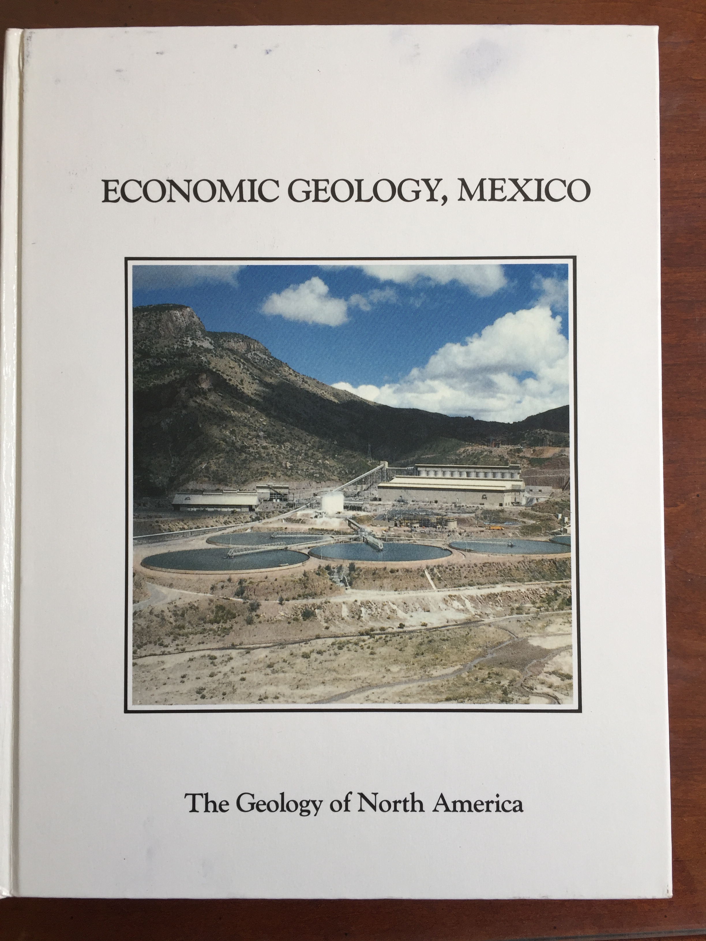 Image for Economic Geology, Mexico