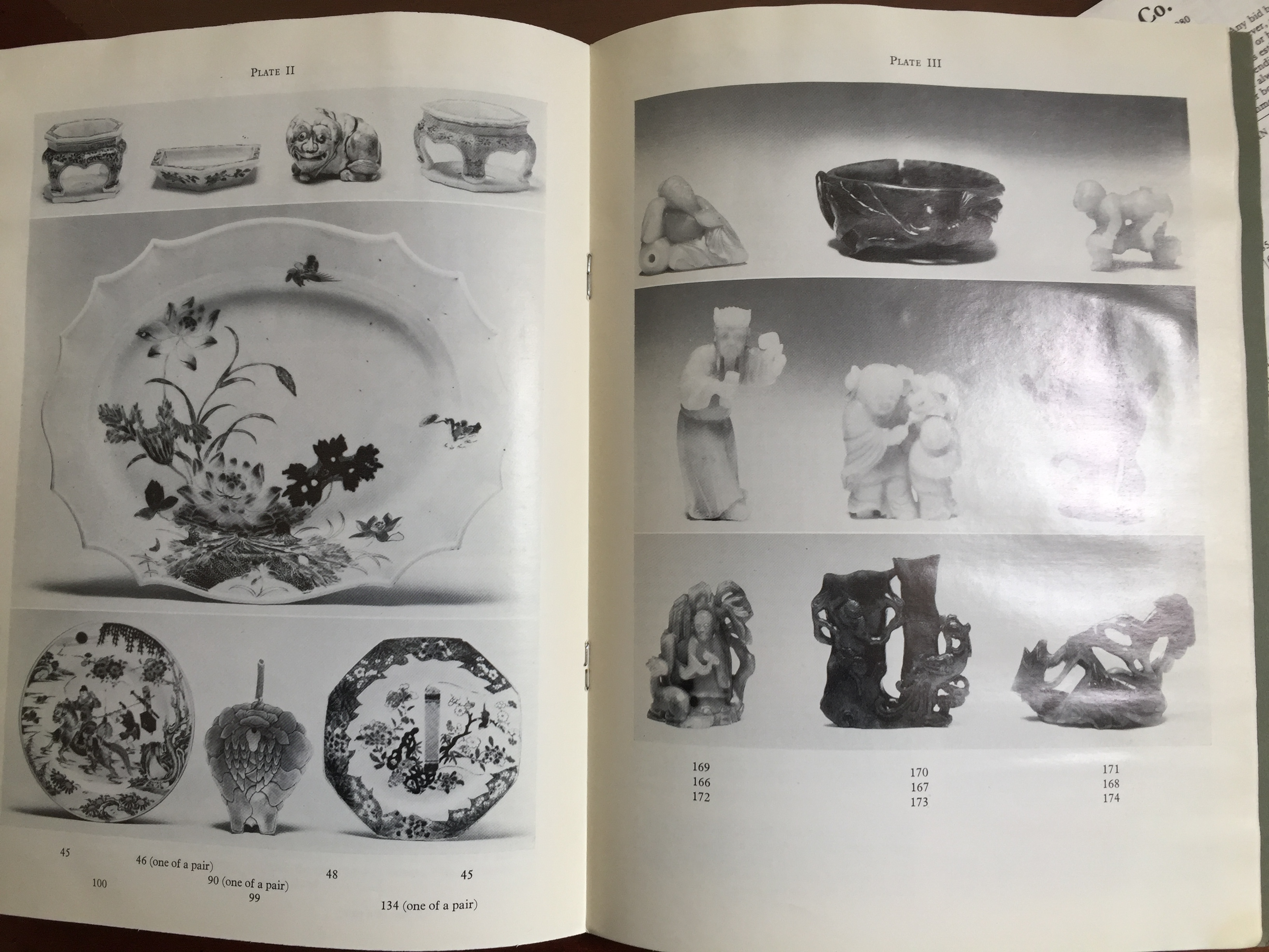 Image for Catalogue of Chinese Hardstone Carvings and Ch'ing Porcelain