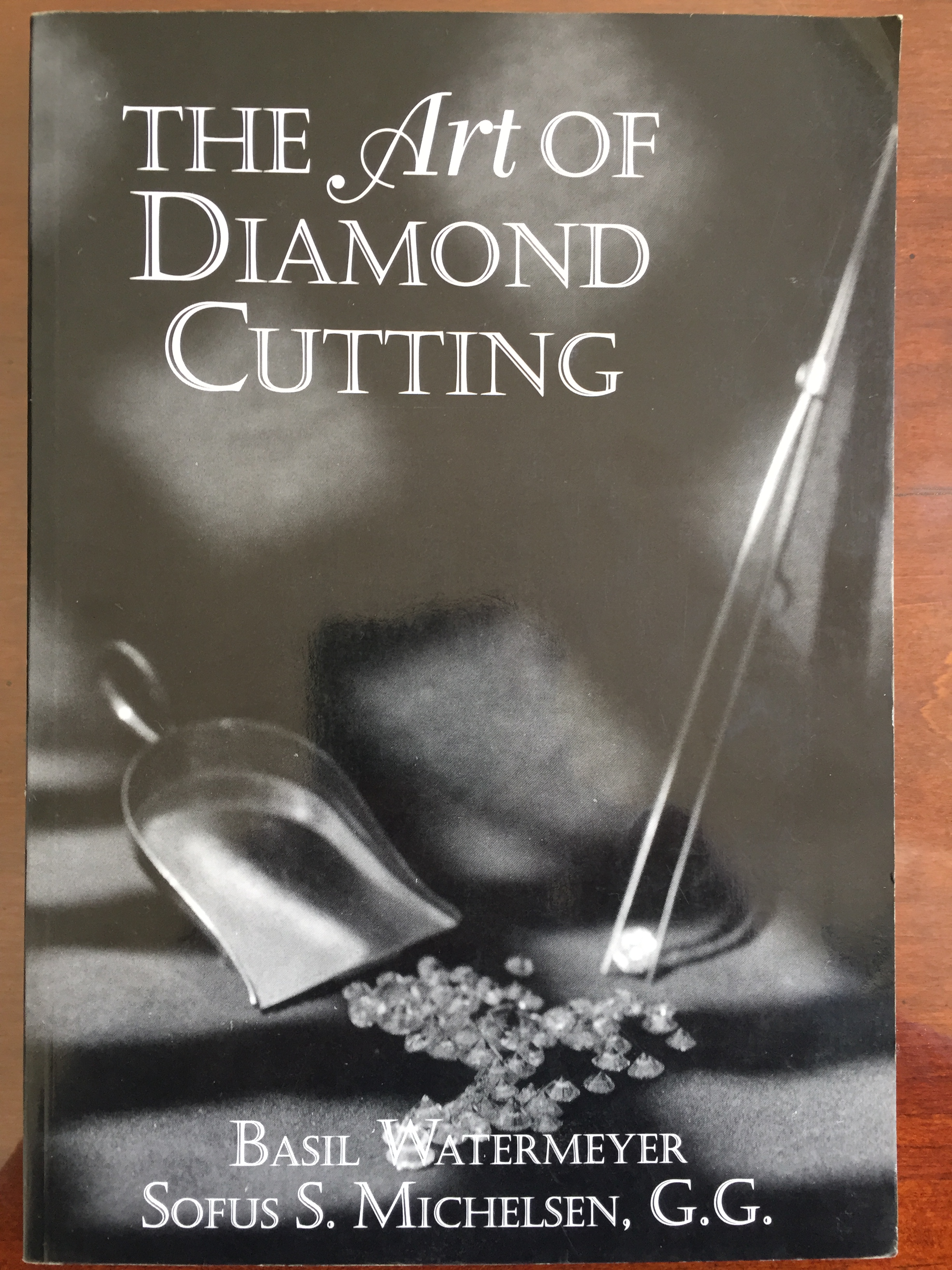 Image for The Art of Diamond Cutting