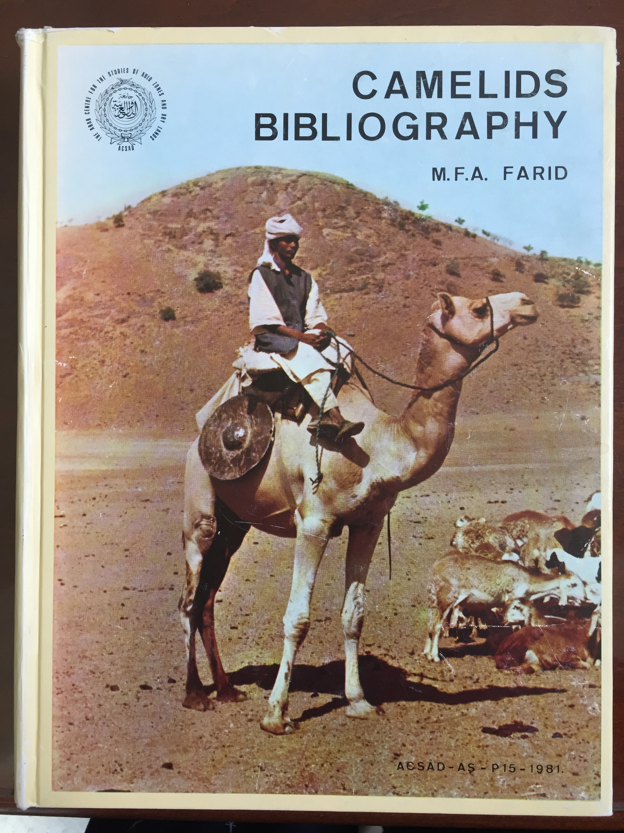 Image for Camelids Bibliography