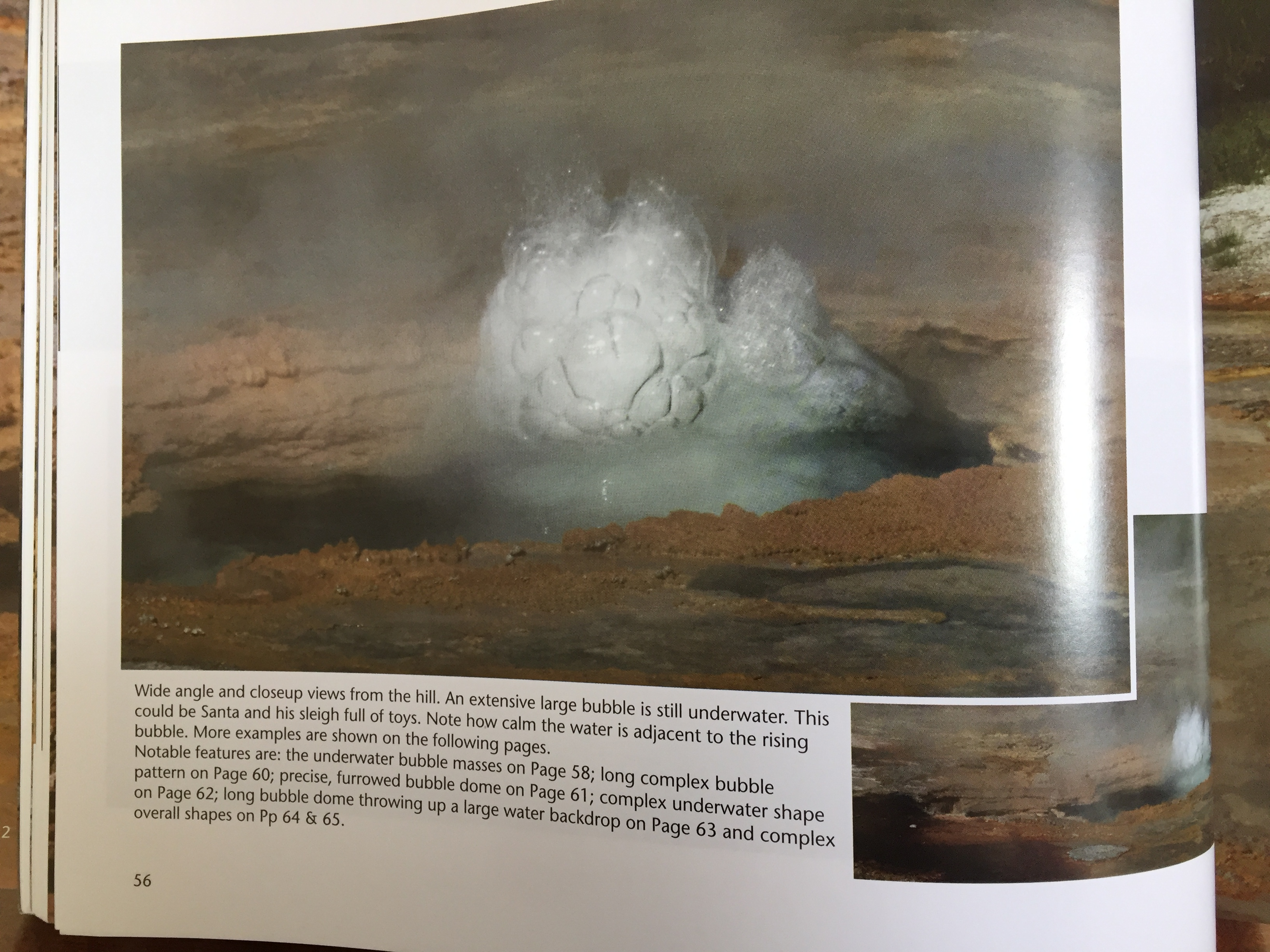 Image for Unusual Geysers: Hidden Bubble Patterns in Geysers of Yellowstone & Iceland