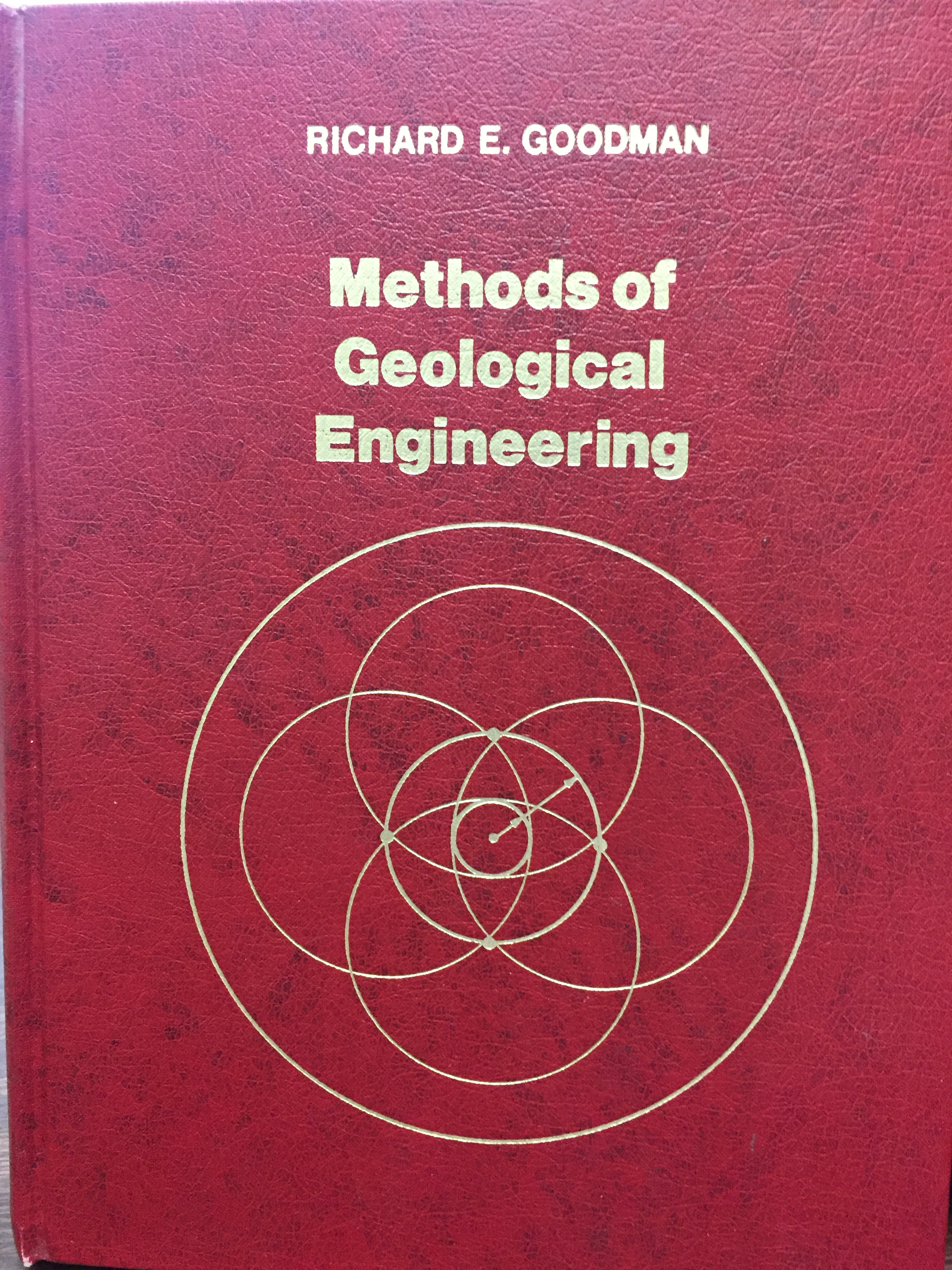 Image for Methods of Geological Engineering in Discontinuous Rocks