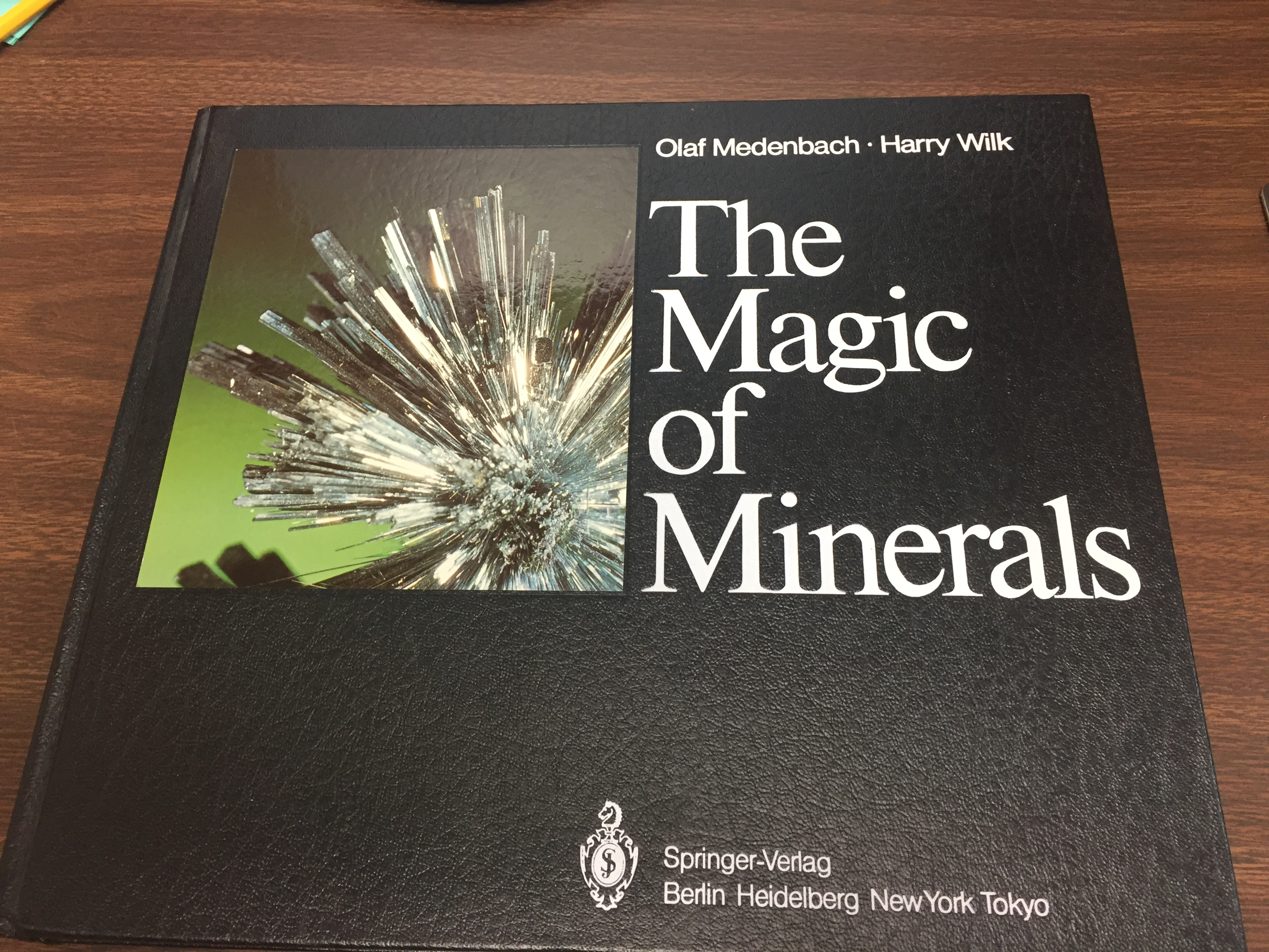 Image for The Magic of Minerals
