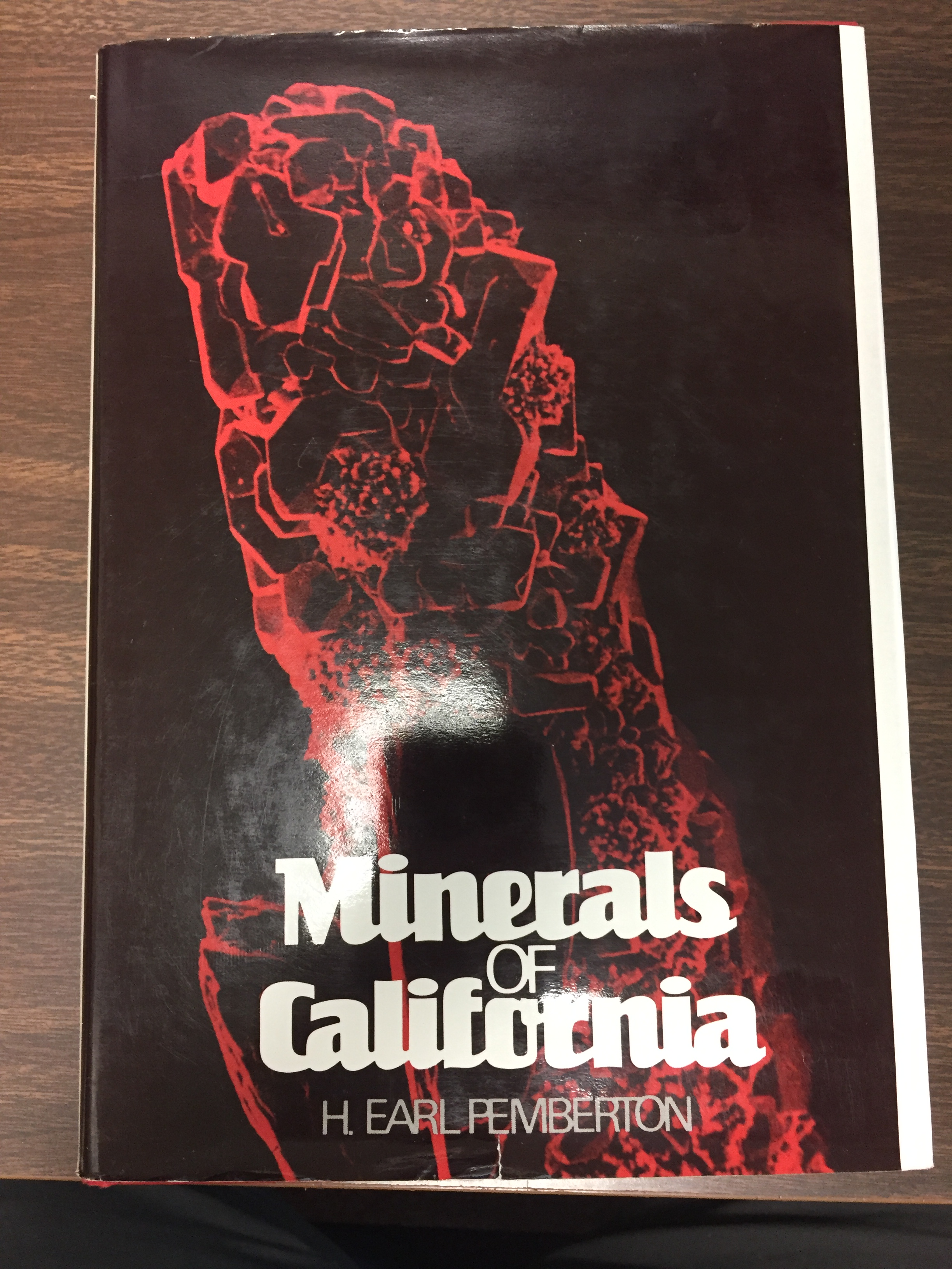 Image for Minerals of California