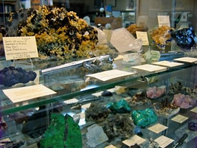 Rare and Unusual Minerals