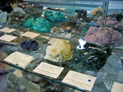 Minerals From Worldwide Localities!